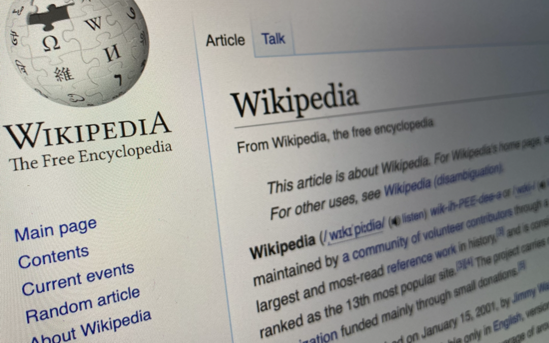 Wikipedia as Science Communication: A Step-by-Step Guide